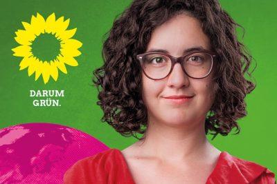 Anna Schmidhuber - Darum Grün