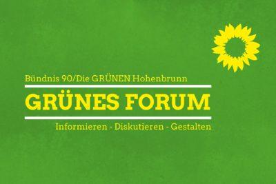 Grünes Forum