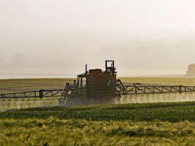 Pestizideinsatz im Feldbau