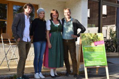 Martin Wagner, Antonia Lunemann, Claudia Köhler, Markus Büchler