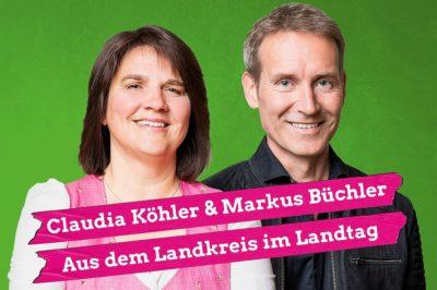 Claudia Köhler & Markus Büchler