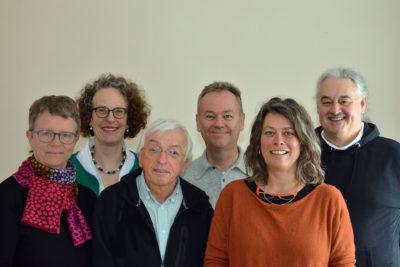 Vorstand nach Wahl 2019