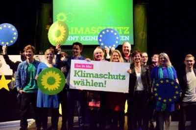 """Bildaktion """"Klimaschutz wählen"""""""