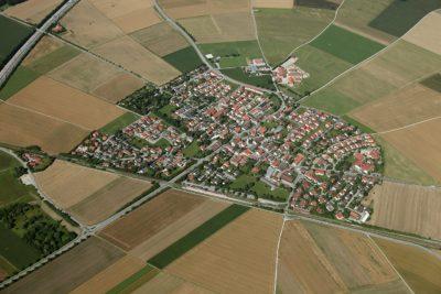 Luftbild Hohenbrunn