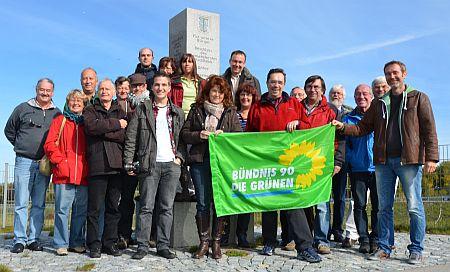 Landkreis-Bustour der Kreistags-Fraktion