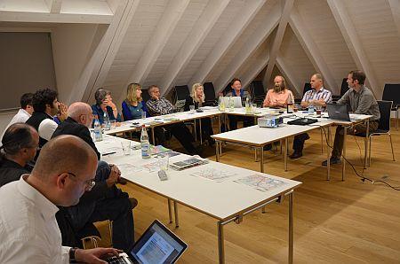 Ostkonferenz Grüner Gemeinde- und KreisräteOstkonferenz Grüner Gemeinde- und Kreisräte