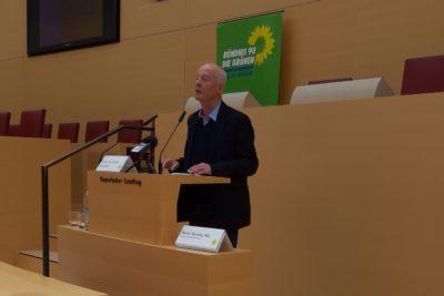 Prof. Schellnhuber spricht