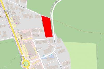 Baugebiet Robert-Bosch-Straße