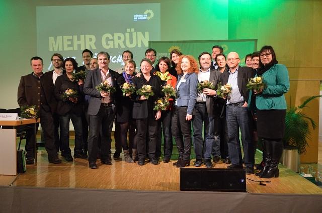 Die Landtagskandidatinnen und -kandidaten aus Oberbayern