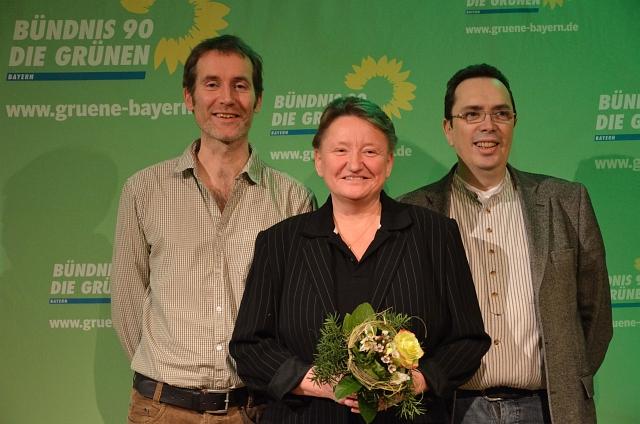 Markus Büchler, Susanna Tausendfreund, Stefan Sandor