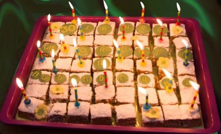 Geburtstagskuchen30JahreGrueneHohenbrunn