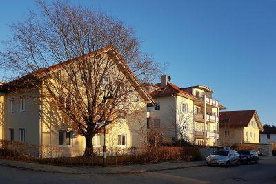Wohnhäuser Geranien-/Rosenstraße