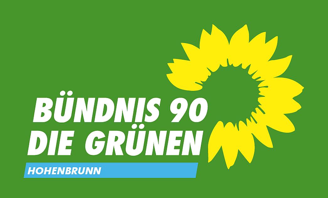 Logo Grüne Hohenbrunn