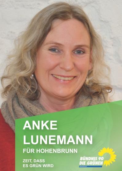 Postkarte Anke Lunemann
