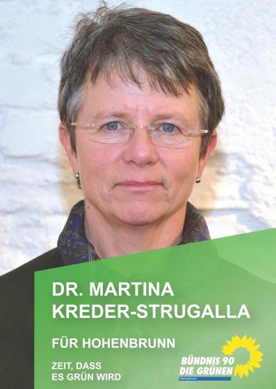 Postkarte Martina Kreder-Strugalla