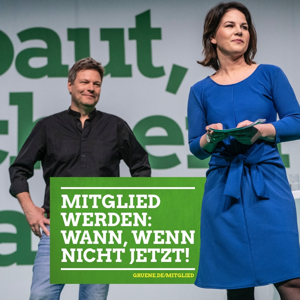 Mitglied Werden!