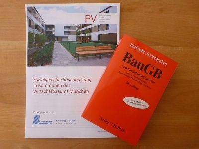 Handreichung des Planungsverbands und Baugesetzbuch