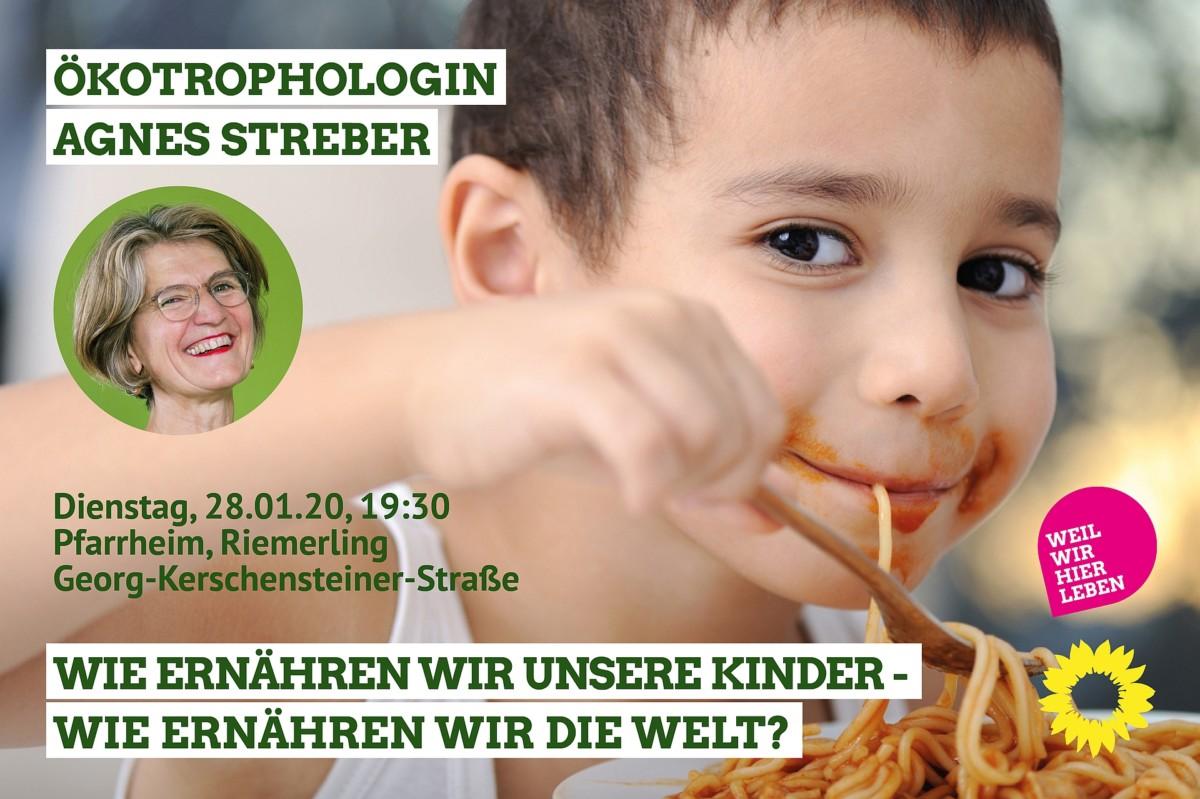 Veranstaltungsbild - Kind mit Spaghetti
