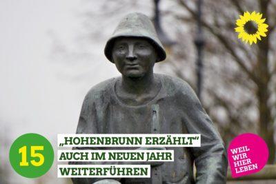 Titelbild Hohenbrunn erzählt