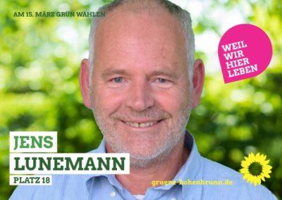 Jens Lunemann