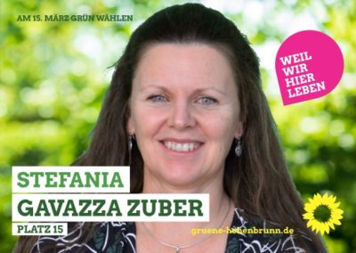 Stefania Gavazza Zuber