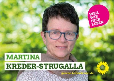 Martina Kreder-Strugalla