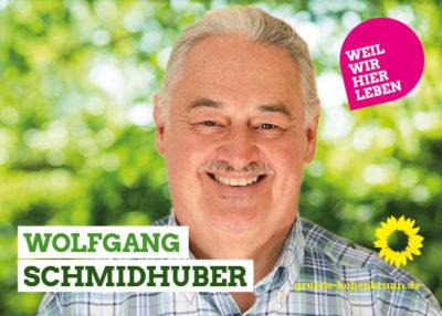 Wolfgang Schmidhuber