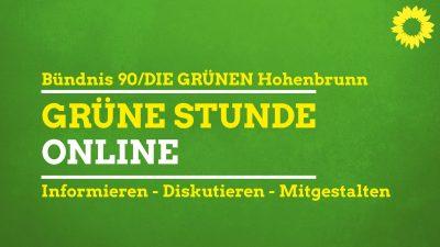 gruene-stunde-online