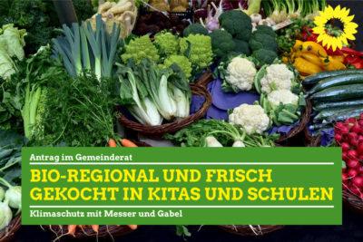 Sharepic Frisches Gemüse