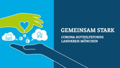 Banner Corona-Nothilfefonds