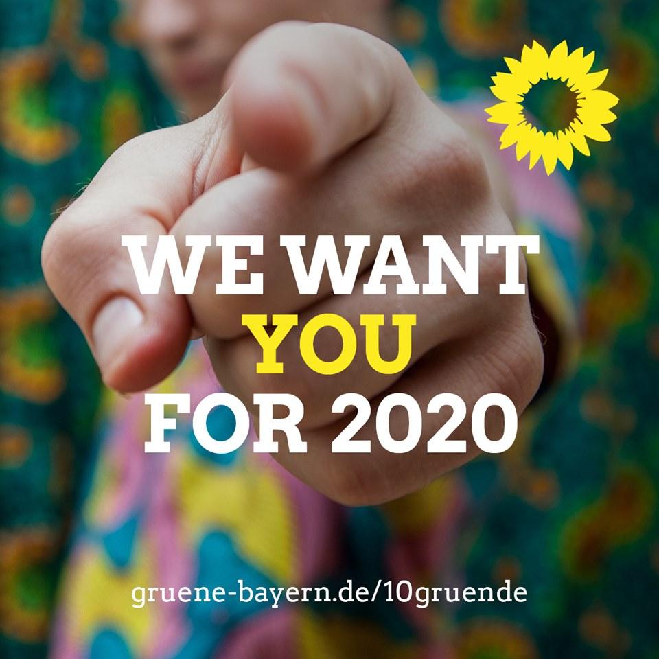 Wir brauchen Dich in der Kommunalpolitik